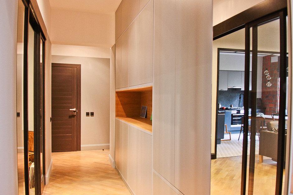 Фотография: Прихожая в стиле Лофт, Квартира, Дома и квартиры, Минимализм, Проект недели – фото на InMyRoom.ru