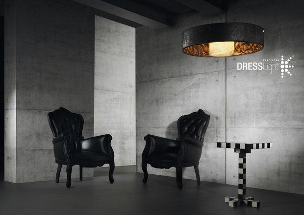 Фотография: Мебель и свет в стиле Классический, Современный, Эклектика, Интерьер комнат, Delightfull, LZF, Mood, Светильники – фото на InMyRoom.ru