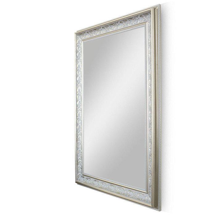 """Зеркало в серебряной раме """"Мерибель"""""""