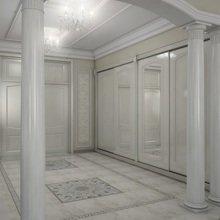 Фото из портфолио Классика без пафоса – фотографии дизайна интерьеров на INMYROOM