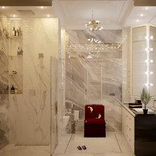 Фото из портфолио Проект квартиры 100 м2, Санкт-Петербург – фотографии дизайна интерьеров на INMYROOM