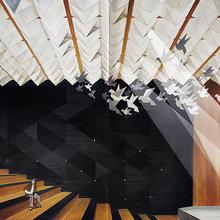 Фото из портфолио Театр «Кабуки» – фотографии дизайна интерьеров на INMYROOM