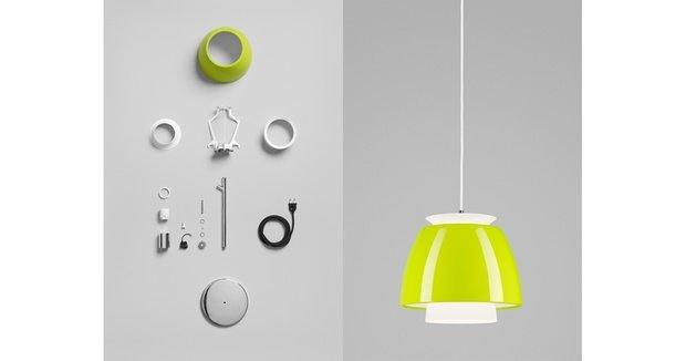 Дизайнерский светильник BUZZ