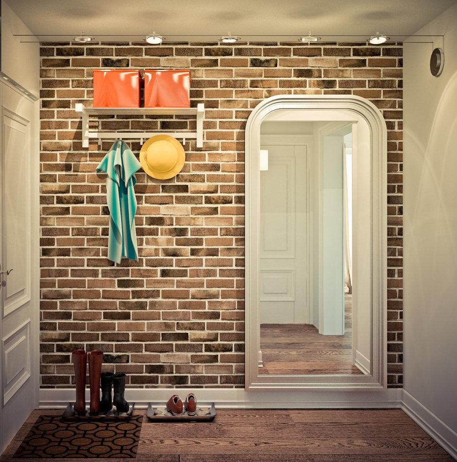 Фотография: Прихожая в стиле Скандинавский, Эклектика, Квартира, Дома и квартиры, IKEA, Проект недели – фото на InMyRoom.ru