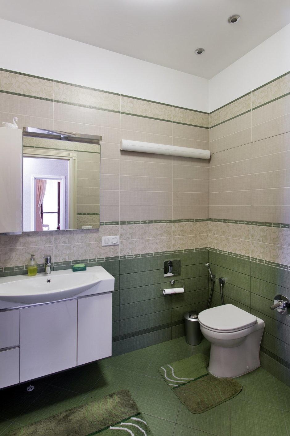 Фотография: Ванная в стиле Классический, Квартира, Дома и квартиры, Проект недели – фото на InMyRoom.ru