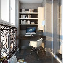 Фото из портфолио Идеи для аппартаментов – фотографии дизайна интерьеров на INMYROOM