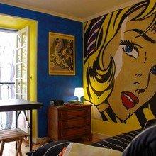 Фотография: Спальня в стиле Современный, Стиль жизни, Советы, Поп-арт – фото на InMyRoom.ru
