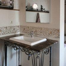 Фото из портфолио Нравится! Ванные комнаты. – фотографии дизайна интерьеров на InMyRoom.ru