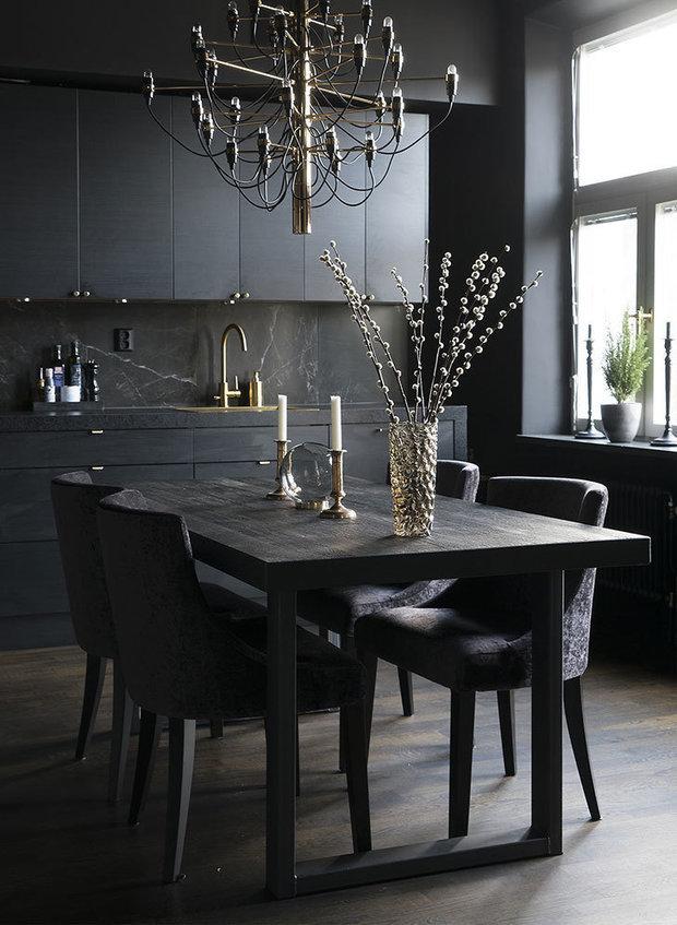 Проект квартиры в Стокгольме