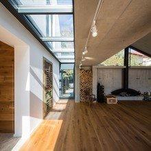 """Фото из портфолио Потрясающий дом в Румынии от Архитектурного бюро """"LAMA"""", площадью 100 квадратных метров – фотографии дизайна интерьеров на INMYROOM"""