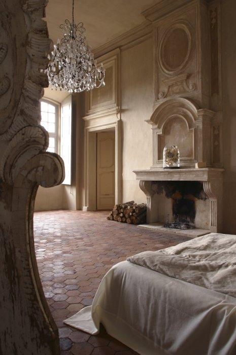 Фотография: Спальня в стиле Классический, Декор интерьера, Дом, Дома и квартиры, Прованс, Замок – фото на InMyRoom.ru