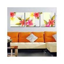 Декоративная картина: Садовые лилии