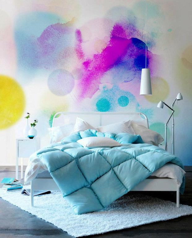 Фотография: Спальня в стиле Лофт, Скандинавский, Интерьер комнат – фото на InMyRoom.ru