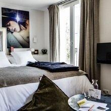"""Фото из портфолио Отель """"Le Pigalle"""" в Париже, Франция  – фотографии дизайна интерьеров на INMYROOM"""