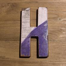 Декоративная буква (H)