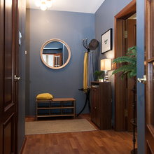 Фото из портфолио Квартира на Юго-Западе Москвы – фотографии дизайна интерьеров на INMYROOM