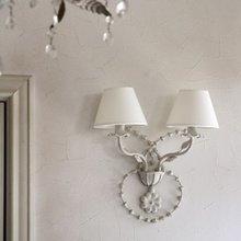 Фотография: Мебель и свет в стиле Кантри, Декор интерьера, Декор дома, Текстиль – фото на InMyRoom.ru