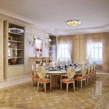 Фото из портфолио Дом в поселке «Николино» 1500 м2 – фотографии дизайна интерьеров на InMyRoom.ru