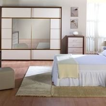 Фото из портфолио Мебель в спальню – фотографии дизайна интерьеров на InMyRoom.ru