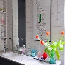 Фото из портфолио Блестящая маленькая квартирка)))) – фотографии дизайна интерьеров на INMYROOM