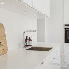 """Фото из портфолио """"Вкусный"""" молочно-сливочный интерьер – фотографии дизайна интерьеров на INMYROOM"""