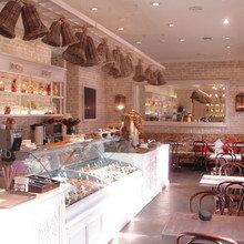 Фото из портфолио Кафе на Пречистенке – фотографии дизайна интерьеров на INMYROOM