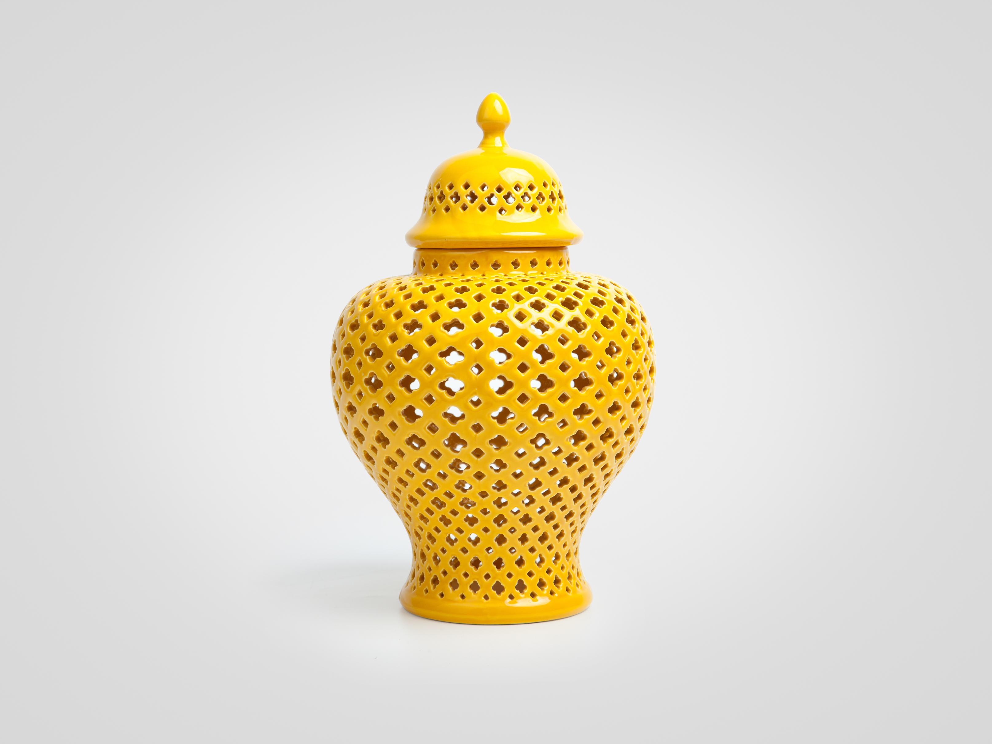 Купить Кувшин декоративный с крышкой, inmyroom, Китай