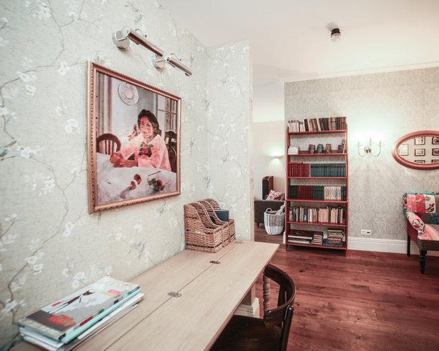 Фото из портфолио Вечные ценности – фотографии дизайна интерьеров на INMYROOM