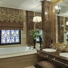 Фото из портфолио Роскошный интерьер квартиры в курсовом переулке – фотографии дизайна интерьеров на InMyRoom.ru