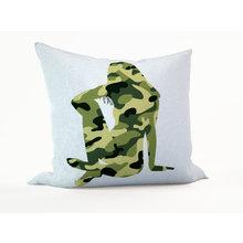 Декоративная подушка: Боевая единица