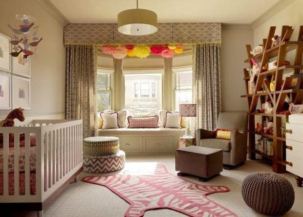 Фотография: Детская в стиле Скандинавский, Декор интерьера, Малогабаритная квартира, Квартира, Дом, Планировки – фото на InMyRoom.ru