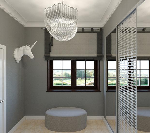 Фото из портфолио Интерьер в американском стиле – фотографии дизайна интерьеров на INMYROOM