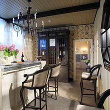 Фотография: Кухня и столовая в стиле Кантри, Дом, Дома и квартиры, Москва – фото на InMyRoom.ru