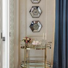 Фотография: Декор в стиле Классический, Квартира, Проект недели, Москва, Сталинка, Мария Рублева, 2 комнаты, 40-60 метров – фото на InMyRoom.ru