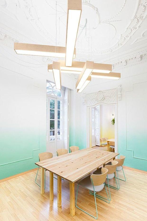 Фотография: Кухня и столовая в стиле Эклектика, Декор интерьера, Аксессуары, Декор, Мебель и свет – фото на InMyRoom.ru