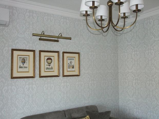 Фото из портфолио Квартира в Москве, Ленинский проспект – фотографии дизайна интерьеров на INMYROOM