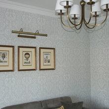 Фото из портфолио Квартира в Москве, Ленинский проспект – фотографии дизайна интерьеров на InMyRoom.ru