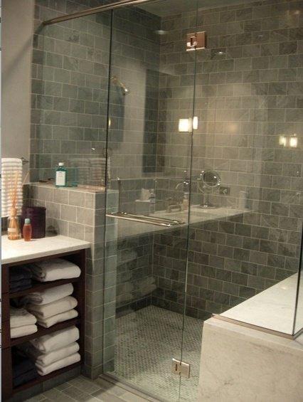 Фотография: Ванная в стиле Лофт, Скандинавский, Интерьер комнат – фото на INMYROOM