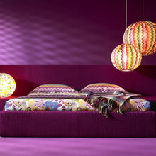 Фотография: Спальня в стиле Современный, Карта покупок, Индустрия, Ретро, Missoni – фото на InMyRoom.ru
