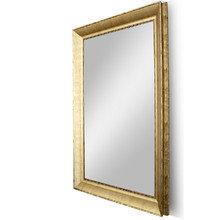 """Зеркало большое в классической объемной раме """"Аура"""""""