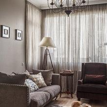 Фотография: Гостиная в стиле Кантри, Квартира, Проект недели, Наталья Сорокина – фото на InMyRoom.ru