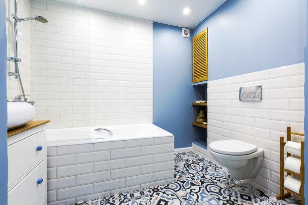 Фотография: Ванная в стиле Современный, Советы, Roca – фото на InMyRoom.ru