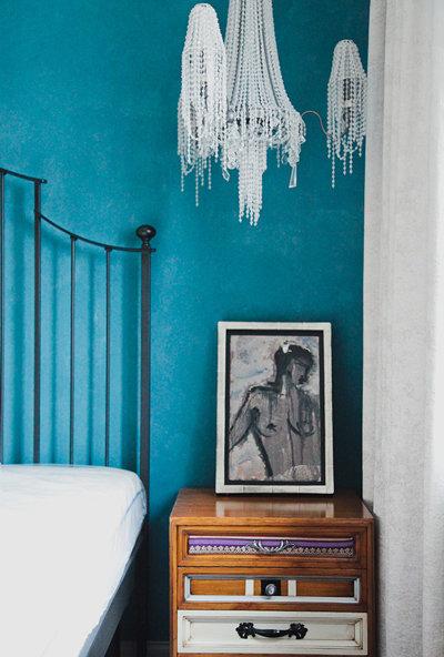 Фотография: Спальня в стиле Прованс и Кантри, Лофт, Женя Жданова, Интервью – фото на InMyRoom.ru