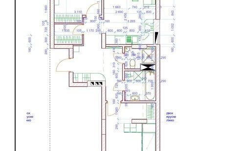 Здравствуйте !!! РЕМОНТ Новостройка. Помогите с планированием 2-х комнатной квартиры.