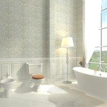 Фото из портфолио Загородный дом оформленный в стиле современной классики – фотографии дизайна интерьеров на INMYROOM
