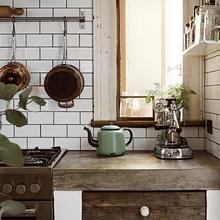 Фото из портфолио Возрождение дачи в старинно-промышленном стиле – фотографии дизайна интерьеров на InMyRoom.ru