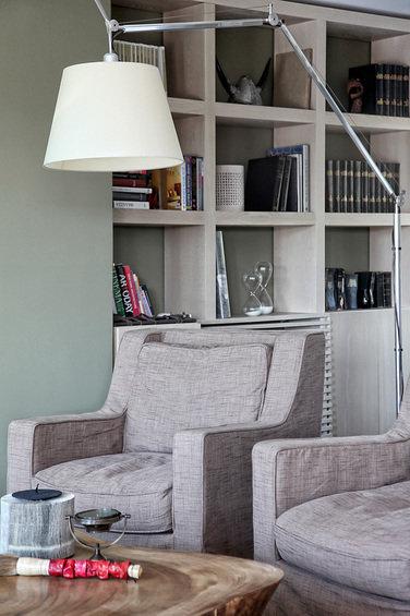 Фотография: Гостиная в стиле Современный, Эко, Лофт, Индустрия, Люди, Греция – фото на InMyRoom.ru