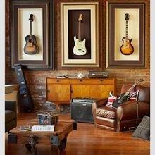 Фотография: Гостиная в стиле Лофт, Декор интерьера, Квартира, Декор, Советы – фото на InMyRoom.ru