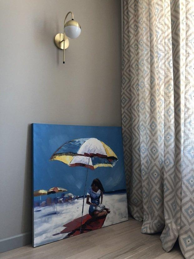 Фото из портфолио Квартира 140 метров – фотографии дизайна интерьеров на INMYROOM