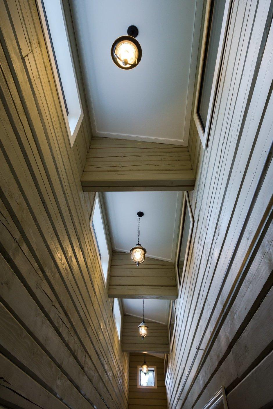 Фотография: Мебель и свет в стиле , Дом, Дома и квартиры, Проект недели, Дача, dom-iz-brusa – фото на InMyRoom.ru